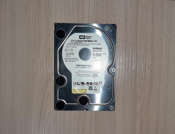 Жесткий диск 500Gb Wd