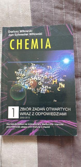 Chemia, Zbiór zadań 1 Dariusz Witowski - matura