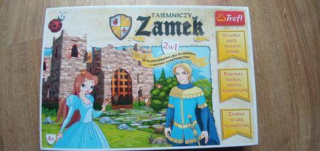 Trefl gra planszowa Tajemniczy Zamek 4+