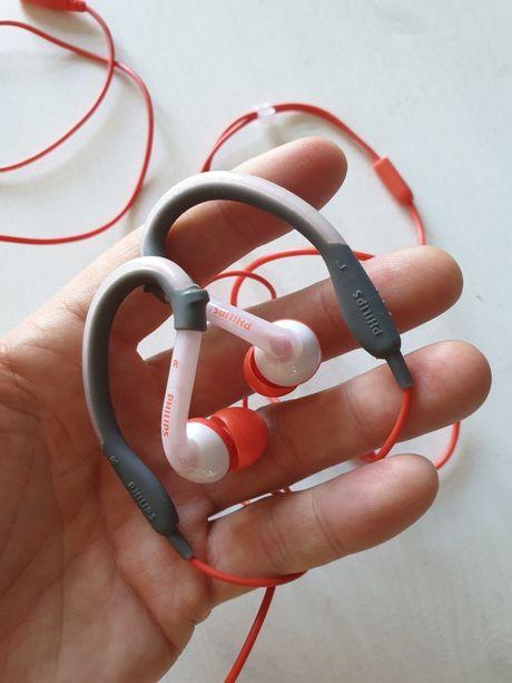Słuchawki douszne sportowe Philips