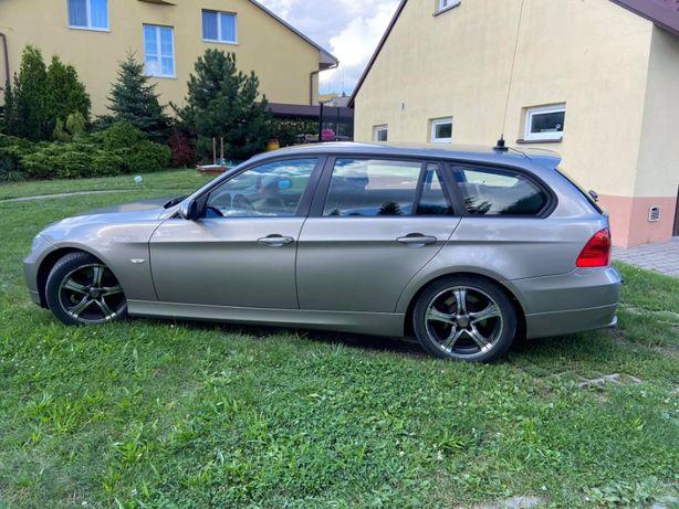 BMW E91 320d seria 3, 2,0 diesel kombi 163KM, stan bdb. XENON!