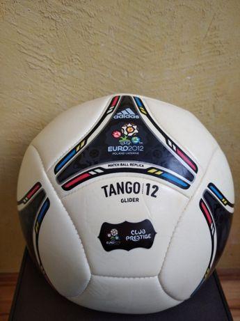 Футбольный мяч Евро 2012. Большой и малый (отдельно).