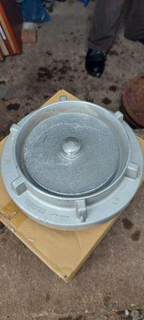 Aluminiowa pokrywa , zaślepka hydrantowa dekiel fi 110