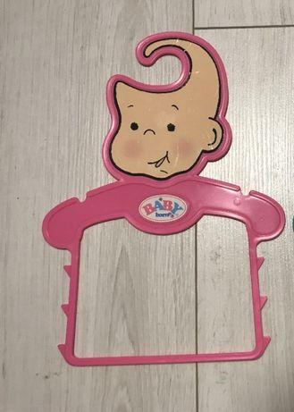 Вешалка для пупсиков, кукол, оригинал, Беби Борн