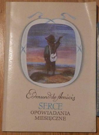 Serce opowiadania miesięczne książka dla dzieci Gocław