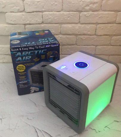 Легендарний охолоджувач повітря Arctic Air / Міні-кондиціонер + LED