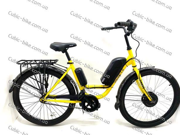 "Электровелосипед cubic-bike 26"""
