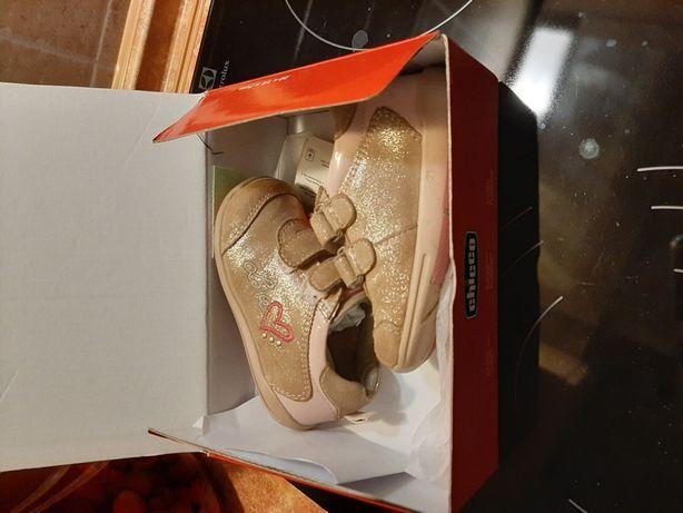 Полуботинки, туфли TM Chicco для девочки 21 размер 13 см