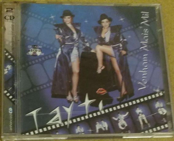 Cd Musica Portuguesa Tayti - venham mais mil (2cd)