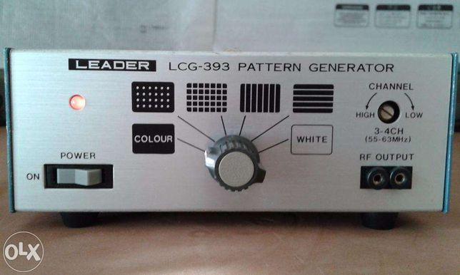 Gerador de Miras (Leader LCG-393)-Vintage