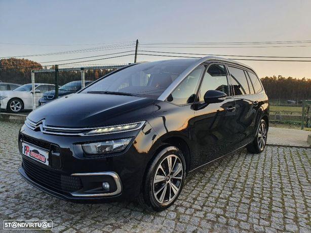 Citroën C4 Grand Picasso 1.6 BlueHDi Shine