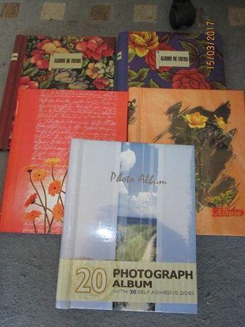 5 albuns para fotografias