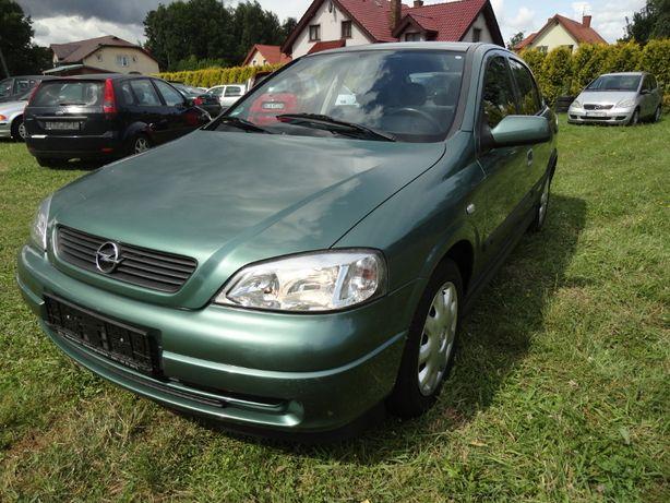Opel Astra 1,6 Benzyna Comfort Klima