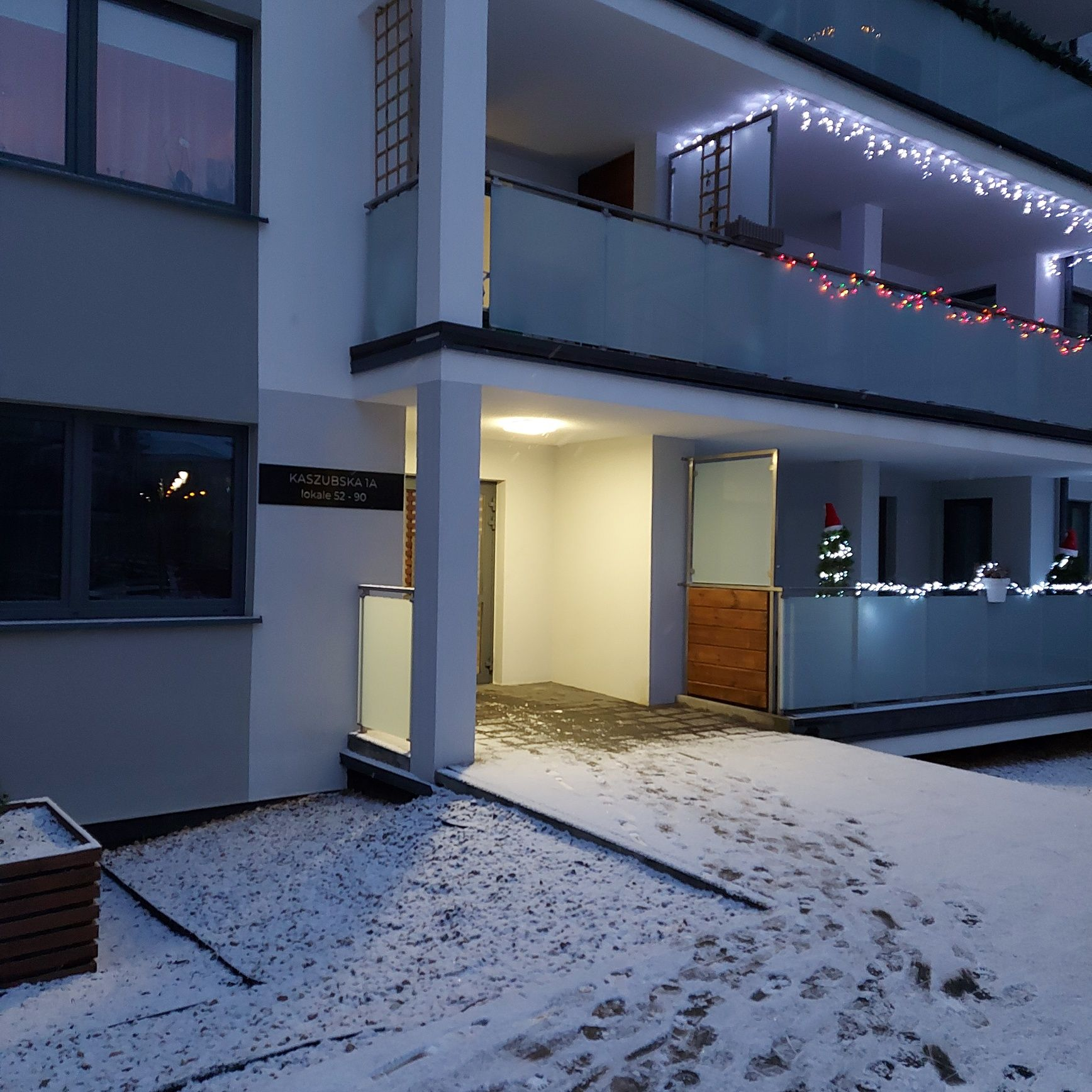 Apartament na doby