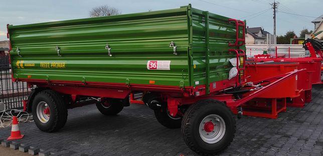Przyczepa PRONAR T653/2 6 ton // UFNAL