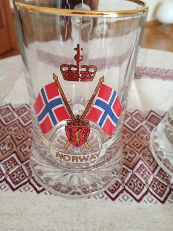 Набор норвежских бокалов