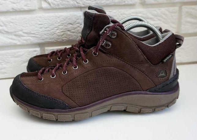 Damskie buty skórzane ECCO 38 leather Goretex