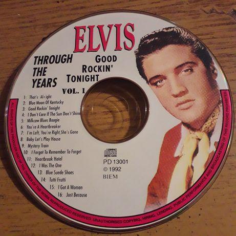 CD.Elvis vol.1
