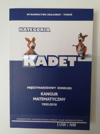Zadania z konkursu Kangur Matematyczny KADET 1992 - 2018