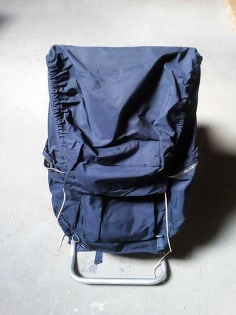 Pojemny plecak ze stelażem