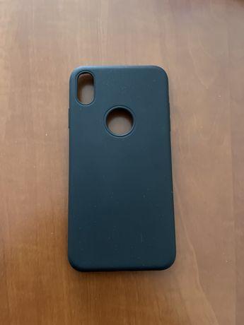 Capa Silicone Iphone XS MAX