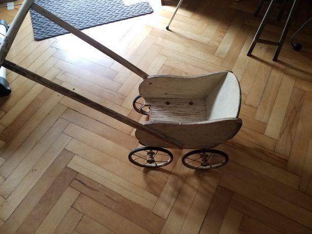 Wózek dla lalki,  antyk loft  inne rzeczy.