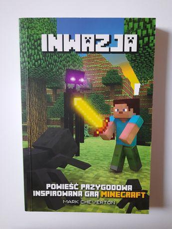 Minecraft: Bitwa + Inwazja Mark Cheverton