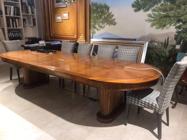 Итальянский классический стол и стулья,Martini, скидка 70%
