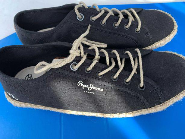 Pepe Jeans  TOURIST - Espadryle rozmiar 42/43