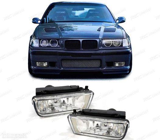FARÓIS DE NEVOEIRO PARA BMW SERIE 3 E36 1990-1999