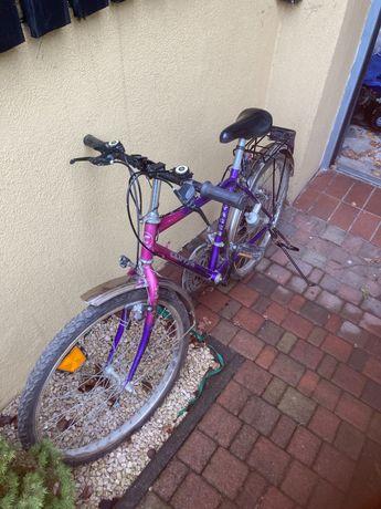 Sprzedam rower młodzieżowy 24cale