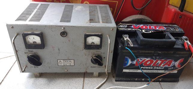 Выпрамитель ВСА-6К