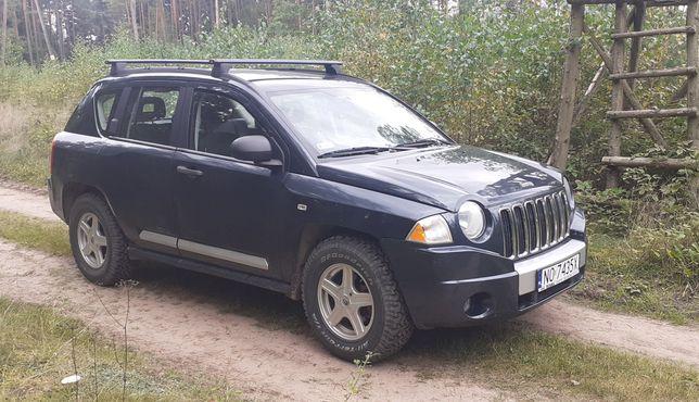2007 Jeep Compass 4x4 salon 2,0 crdi ,hak-zamiana na busa