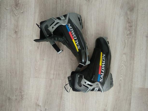 buty do nart biegowych salomon