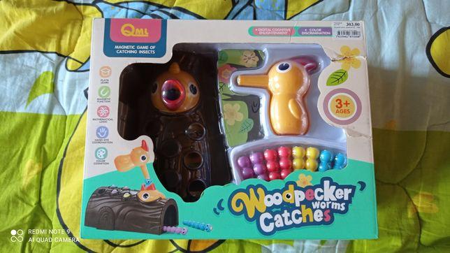 Развивающая игрушка для детей 18-24 месяца