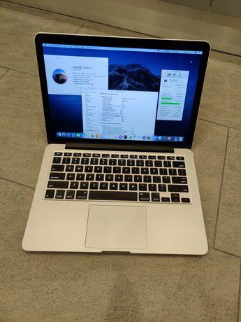 Macbook pro 13 2014 (retina/i5/8/256/105 циклів)