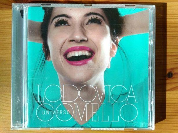 """Płyta CD Lodovica Comello """"Universo"""""""