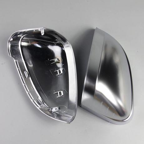 Capas espelhos alumínio Audi a4 b9 e a5