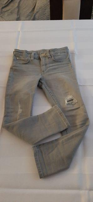Spodnie H&M rozmiar 104