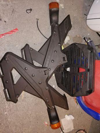 Stelaż kappa wingrack Honda Africa Twin rd04 kufry Kappa