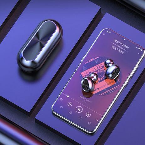 Mini B5 TWS słuchawki bezprzewodowe dotykowe bluetooth 5.0