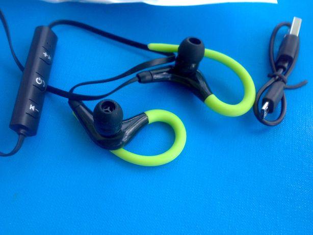 Навушники бездротові Bluetooth, навушники з мікрофоном