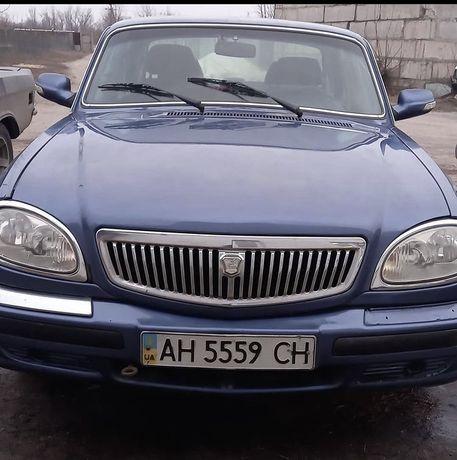 ГАЗ 31105-501