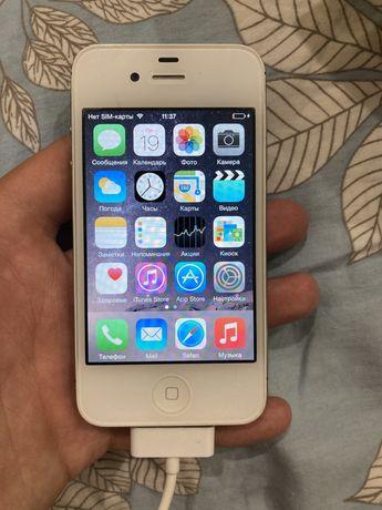 Iphone 4s 12 gb Хорошое состояние