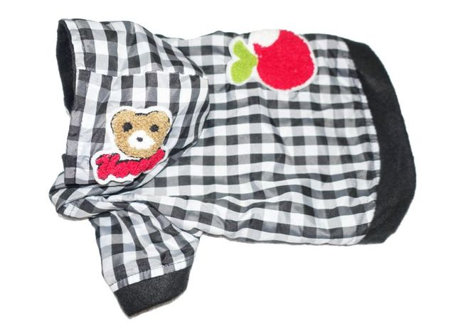 Kurtka dla psa ocieplana rozmiary M L XL ubranko dla psa