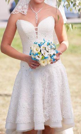 Платье свадебное, платье,платье невесты,платье вечернее, платье айвори