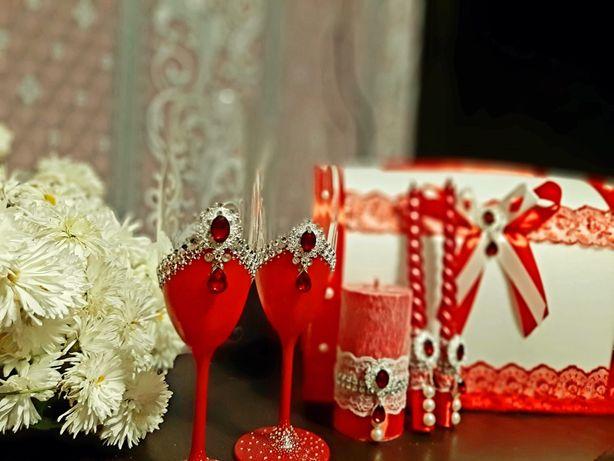 Свадебный набор новый