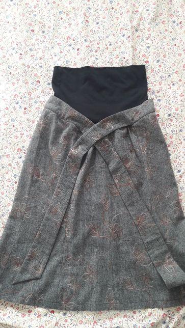 Spodnica ciepla ciazowa L/xl