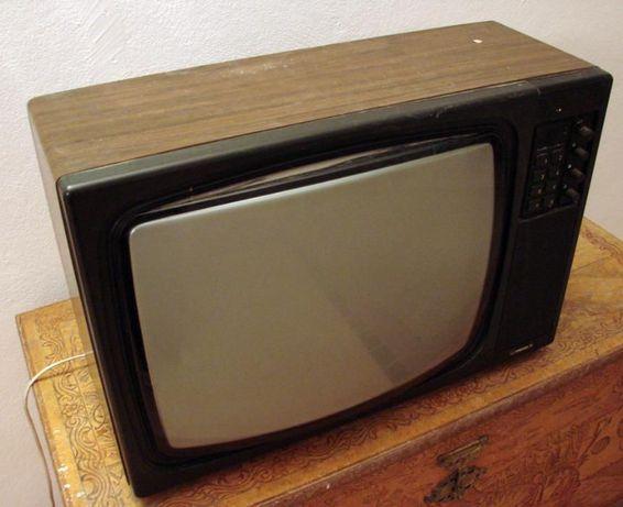 Televisão FERGUSON a cores década 80