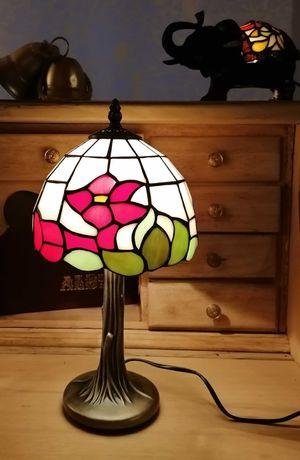 Lampa witrażowa Tiffany